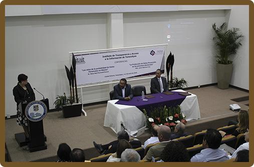 """""""La Protección de Datos Personales en los procesos electorales"""", por el CDr. Javier Martínez Cruz"""