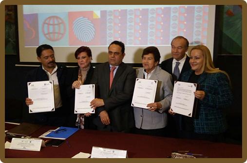 Firma de Convenio de Colaboración ITAIT-Tampico, Madero y Altamira.