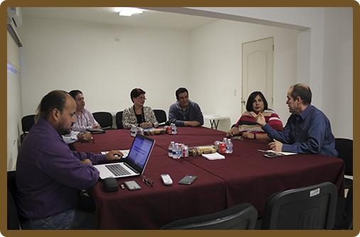 ITAIT sostiene reunión de trabajo con Radio UAT