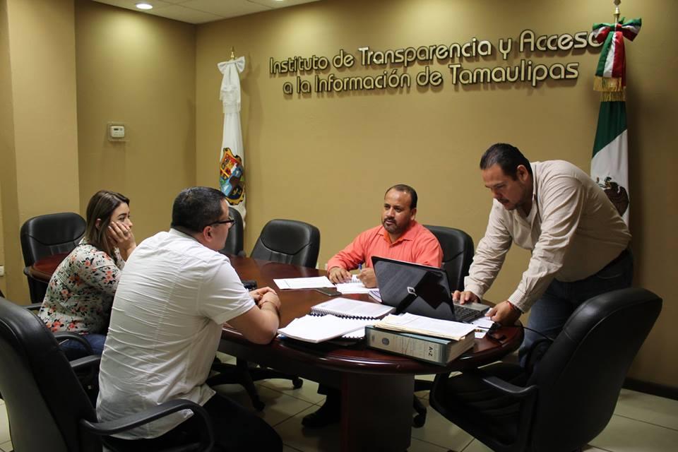 ITAIT capacita a funcionarios públicos de Llera, Tam.