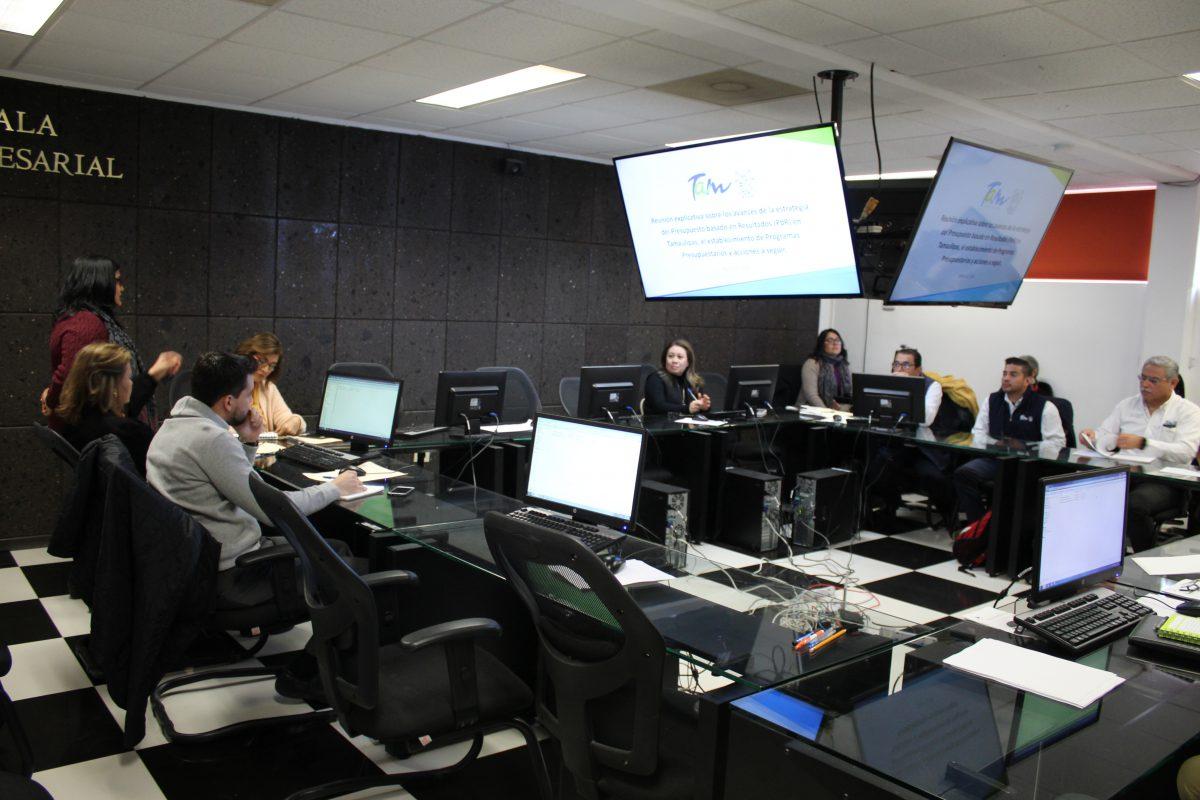 ITAIT se reúne con funcionarios de la UAT para realización de la MIR y PBR