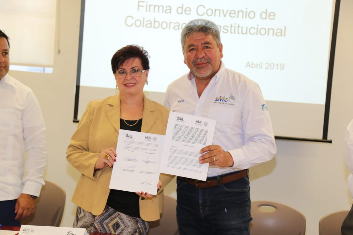 ITAIT y Ayuntamiento de Victoria firman importante convenio de colaboración