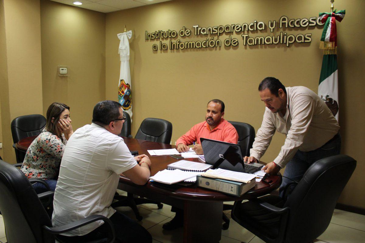 Ayuntamiento de Llera recibe asesoría en materia de obligaciones de transparencia