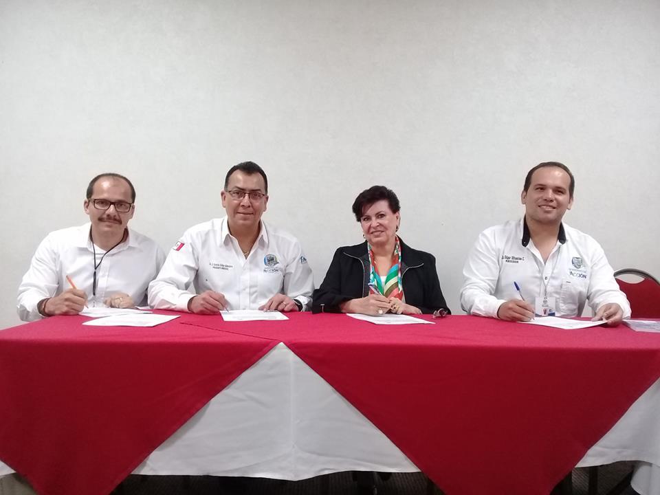 ITAIT y Ayuntamiento de Valle Hermoso firman convenio de colaboración.
