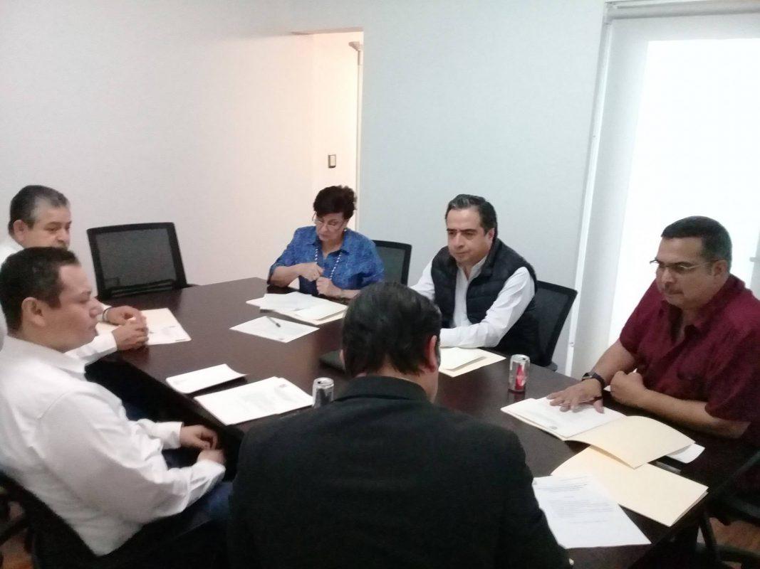 Participa ITAIT en la Sesión Extraordinaria del Comité Coordinador del Sistema Estatal Anticorrupción.