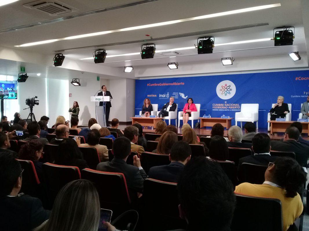ITAIT presente en la II Cumbre Nacional de Gobierno Abierto.
