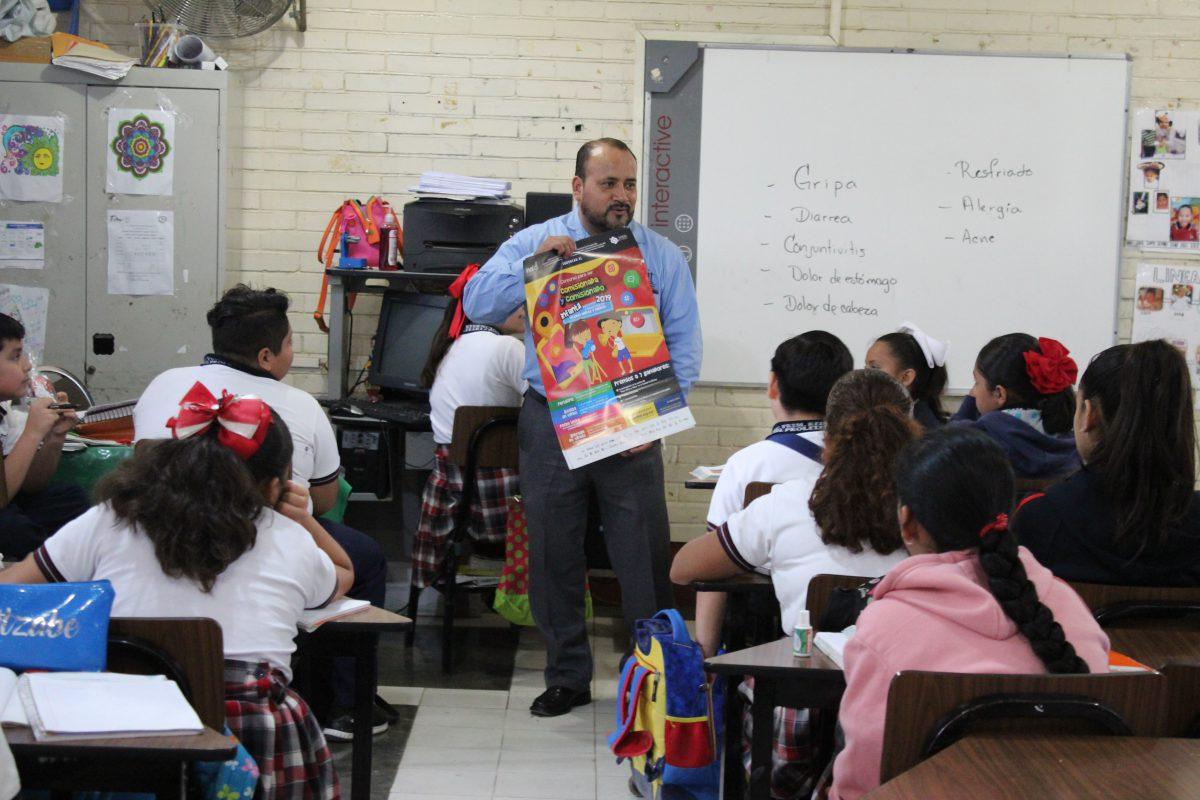 """Difusión del cartel: """"Comisionada y Comisionado infantil por un día, edición 2019"""""""