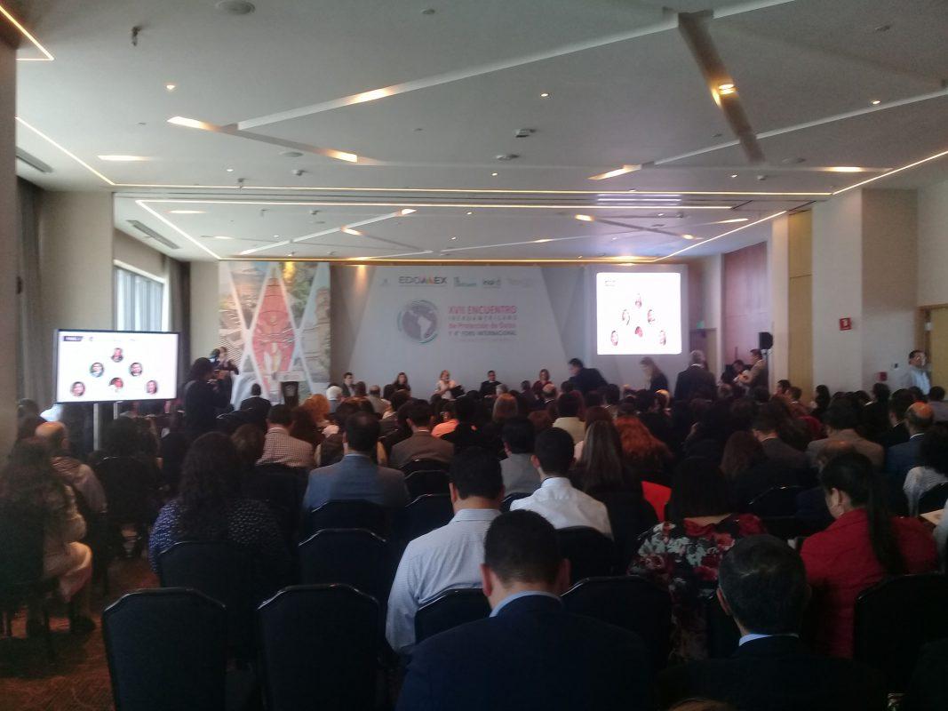 """Asiste ITAIT al """"XVII Encuentro Iberoamericano de Protección de Datos y 4º Foro Internacional de Protección de Datos Personales""""."""