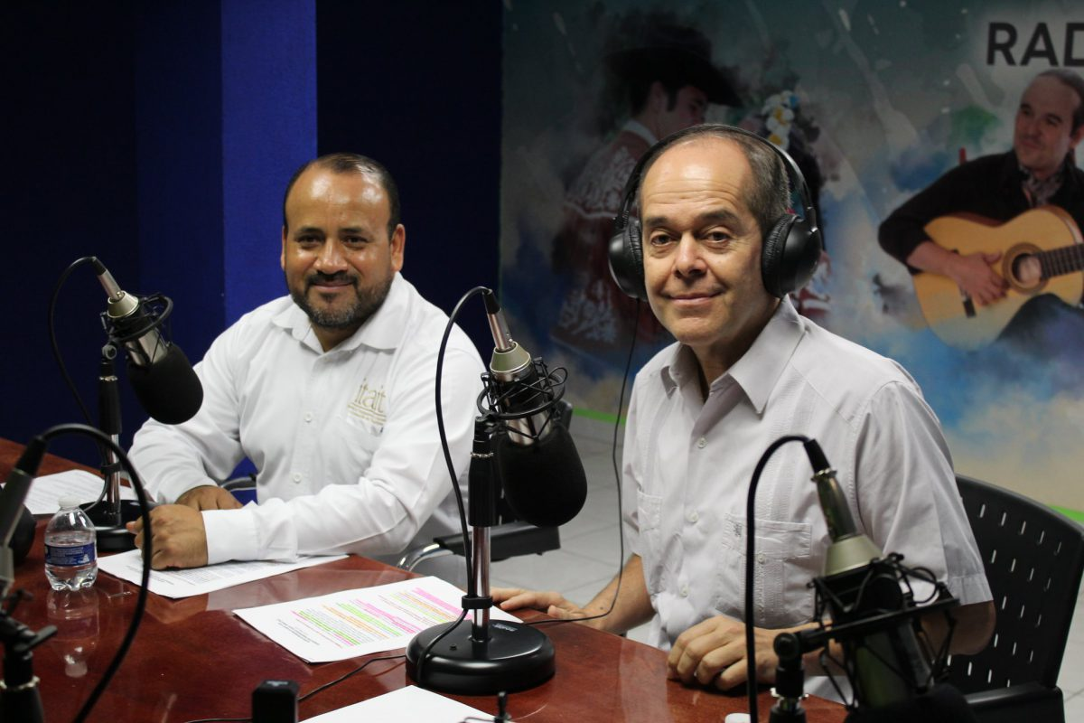 """Emisión 165 del programa de radio """"Generación Transparente"""""""
