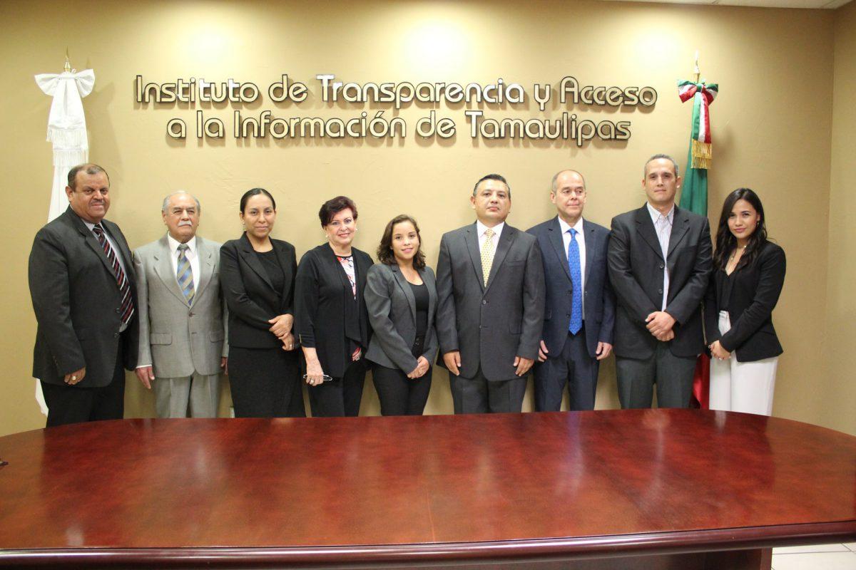 Pleno del ITAIT designa a integrantes del Consejo Consultivo