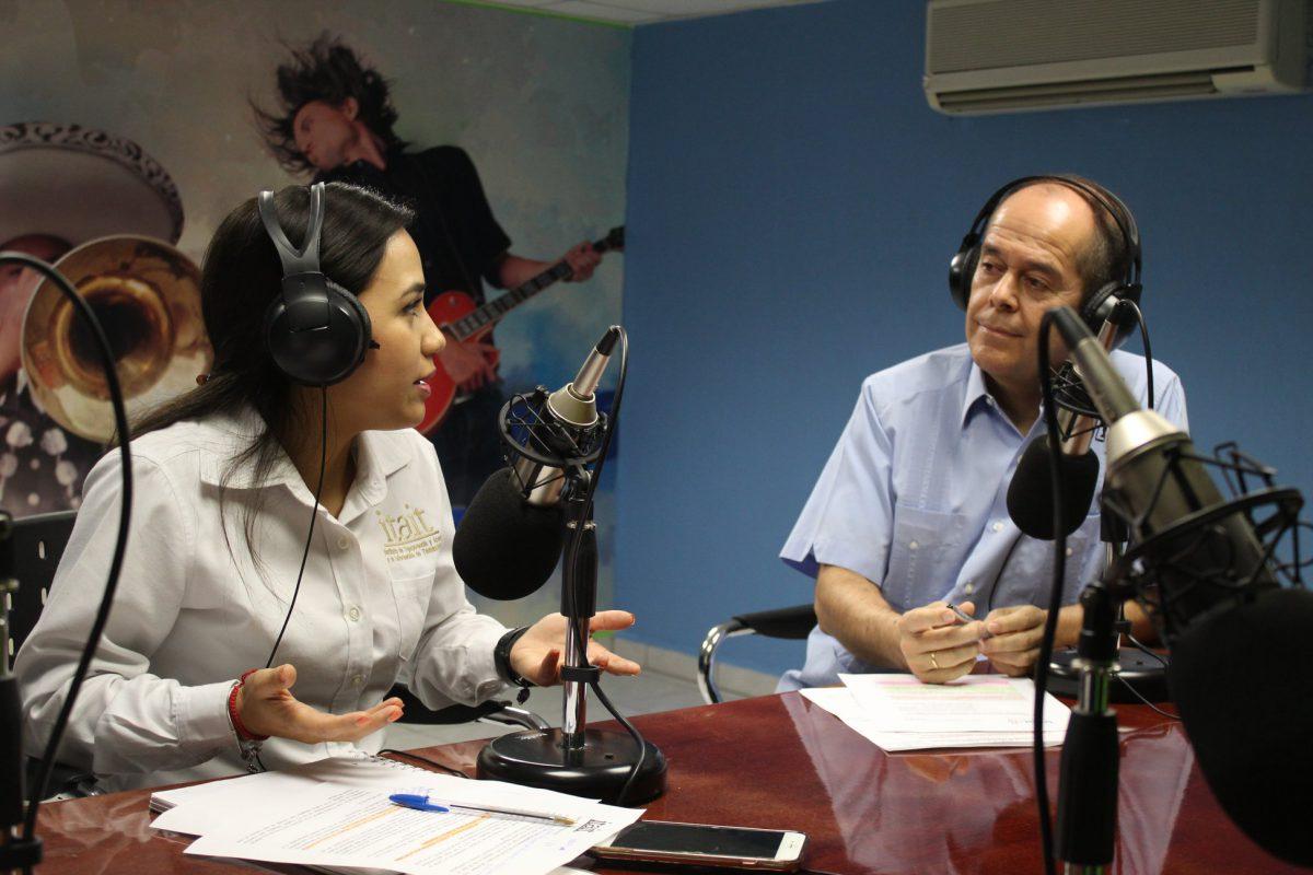 """Emisión 164 del programa de radio """"Generación Transparente"""""""