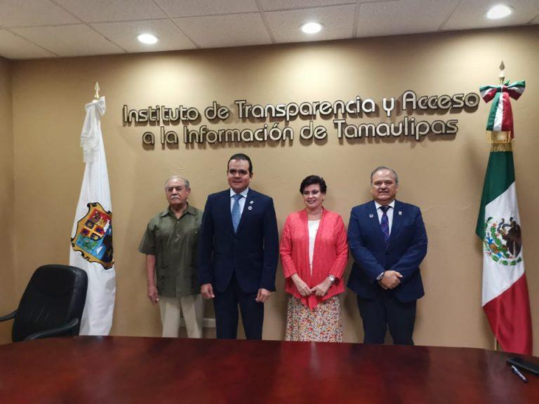 ITAIT firma convenio con el H. Ayuntamiento de Nuevo Laredo