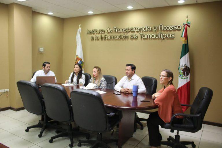 Unidades Administrativas del ITAIT sostienen reunión de trabajo