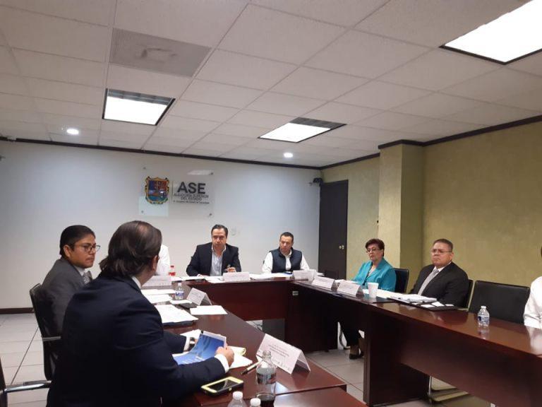 Asiste la Dra. Rosalinda Salinas Treviño, Comisionada Presidente del ITAIT a la Sesión Ordinaria del Comité del Sistema Estatal Anticorrupción.