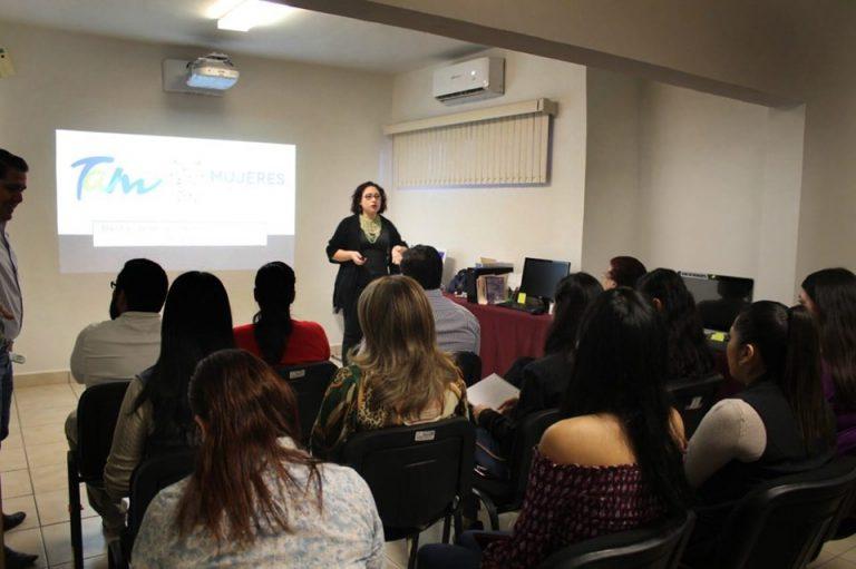 El Instituto de las Mujeres en Tamaulipas promueve la Igualdad de Género en el ITAIT