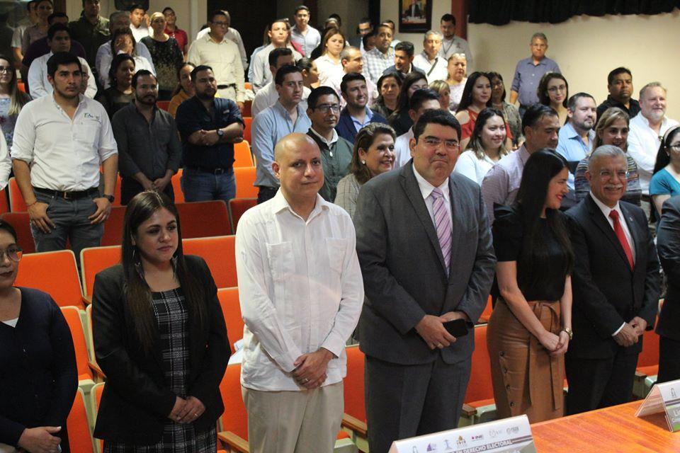 Asiste ITAIT a Inauguración de Diplomado en Derecho Electoral