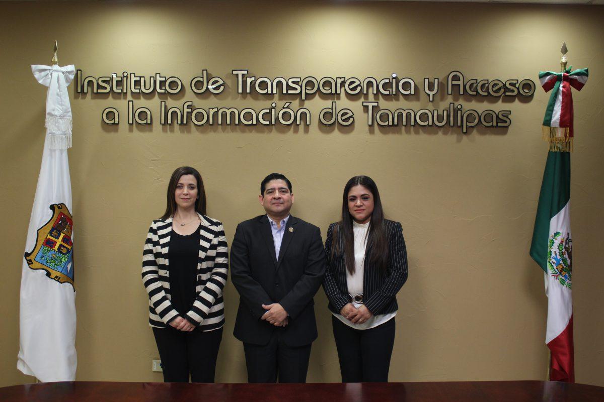 Se realizó la Sesión Solemne de Instalación del Pleno del Instituto de Transparencia y Acceso a la Información de Tamaulipas