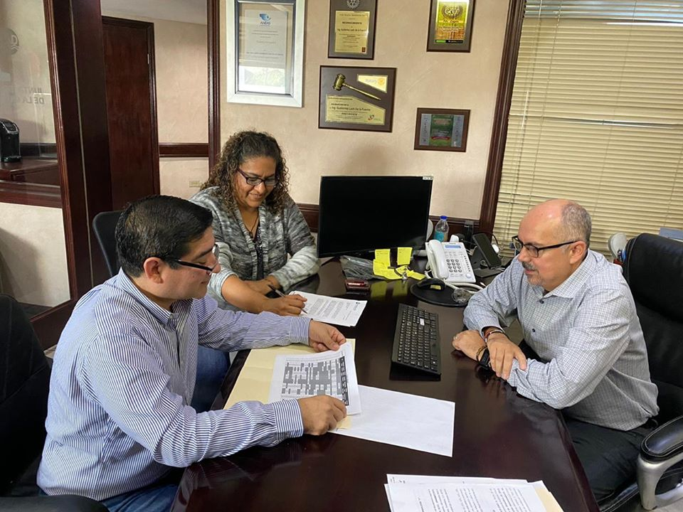 Comisionado Presidente de ITAIT fortalece el cumplimiento de Obligaciones de Transparencia en gira de trabajo por el norte del estado.