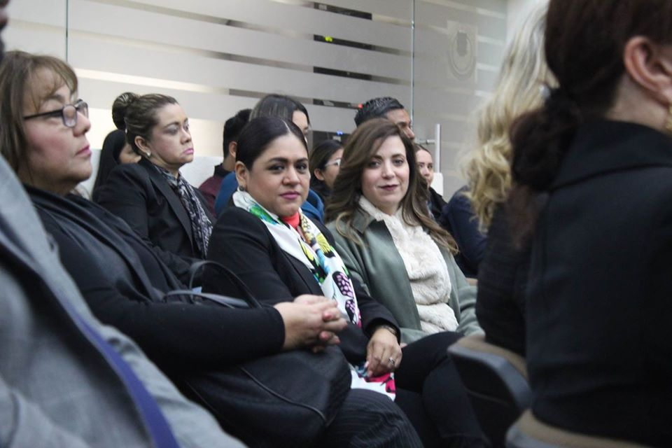 Asisten Comisionadas del ITAIT a evento del Observatorio de Participación Política de las Mujeres en Tamaulipas