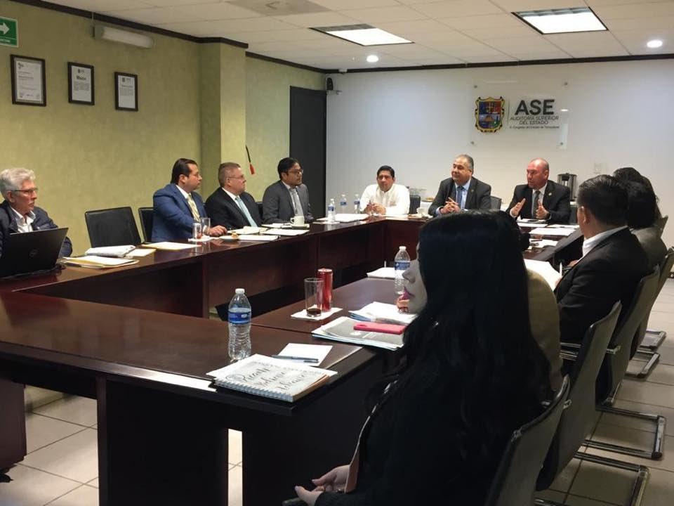Asiste Comisionado Presidente del ITAIT a la Sesión Ordinaria del Comité Coordinador del Sistema Estatal Anticorrupción