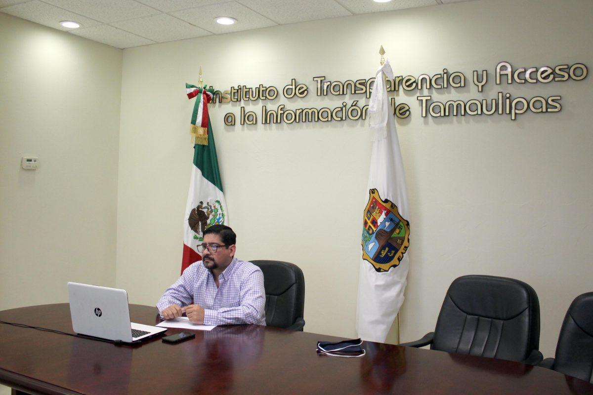 Asiste ITAIT de forma remota a la Sesión Extraordinaria del Comité Coordinador del Sistema Estatal Anticorrupción