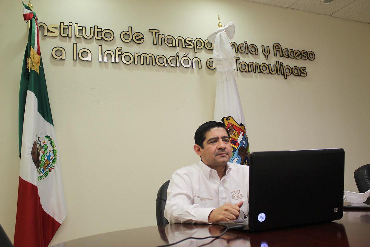 Participa Comisionado Presidente en reunión de trabajo con el Comité de Participación Ciudadana y el CIDE.