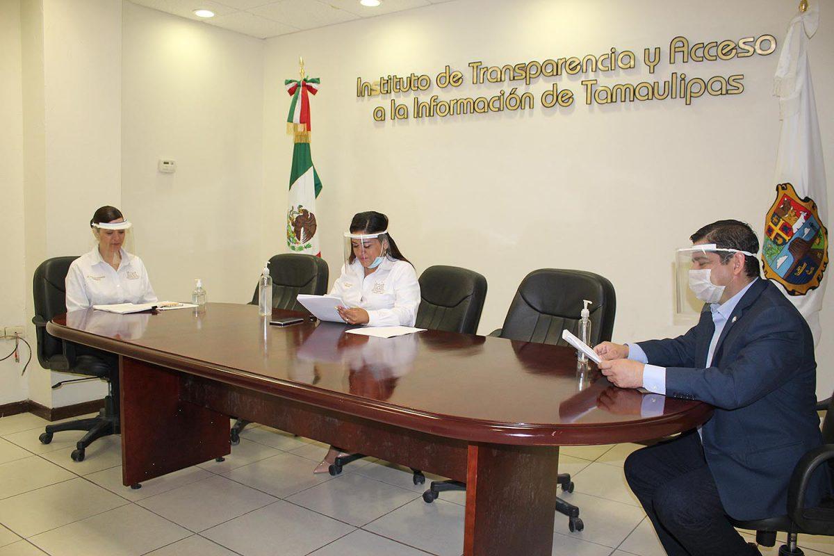 Impone ITAIT medidas de apremio a los municipios de San Carlos, Palmillas, Padilla y Güémez.
