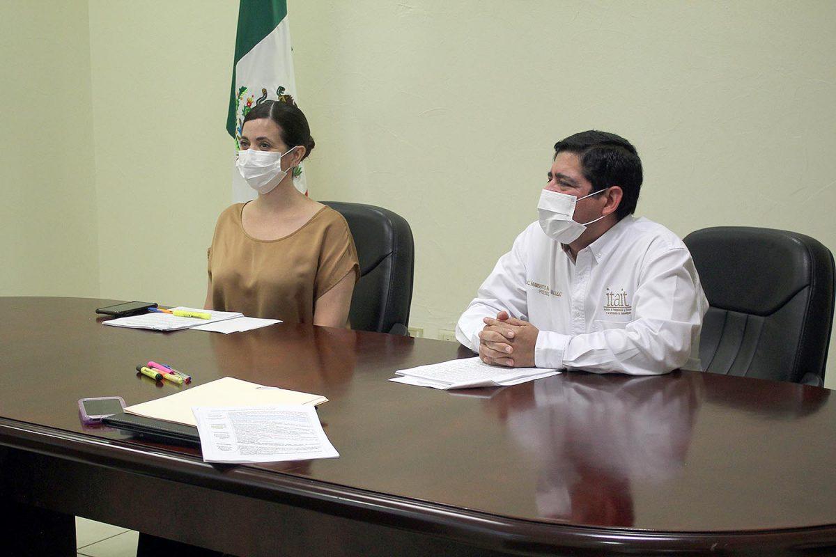 Impone ITAIT  mil 192 pesos en multas, a los alcaldes de San Carlos y Padilla