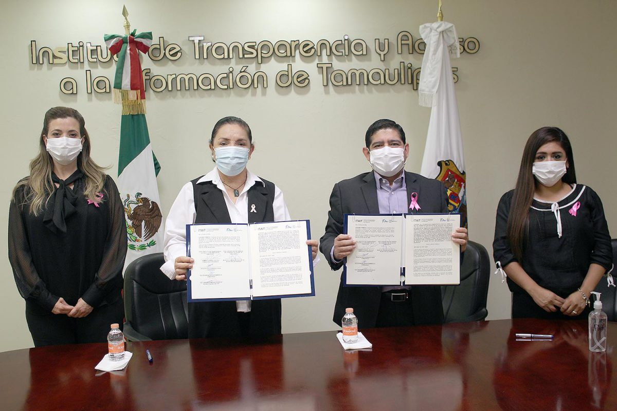 Firman ITAIT y Secretaría de Finanzas convenio para cobro de multas administrativas no fiscales.