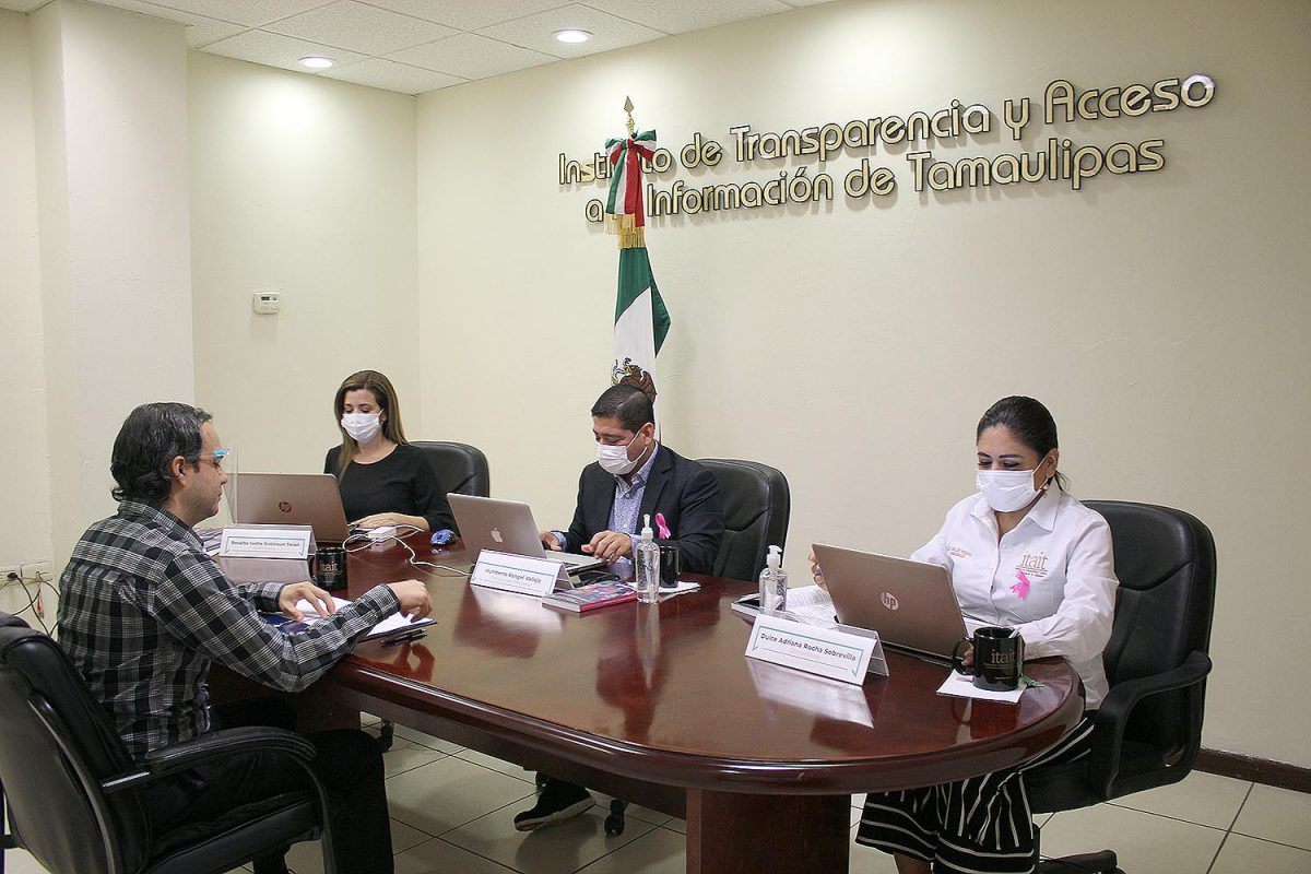 ITAIT impone multa al Partido MORENA y amonestaciones públicas al PRI y los Ayuntamientos de Casas y Jiménez