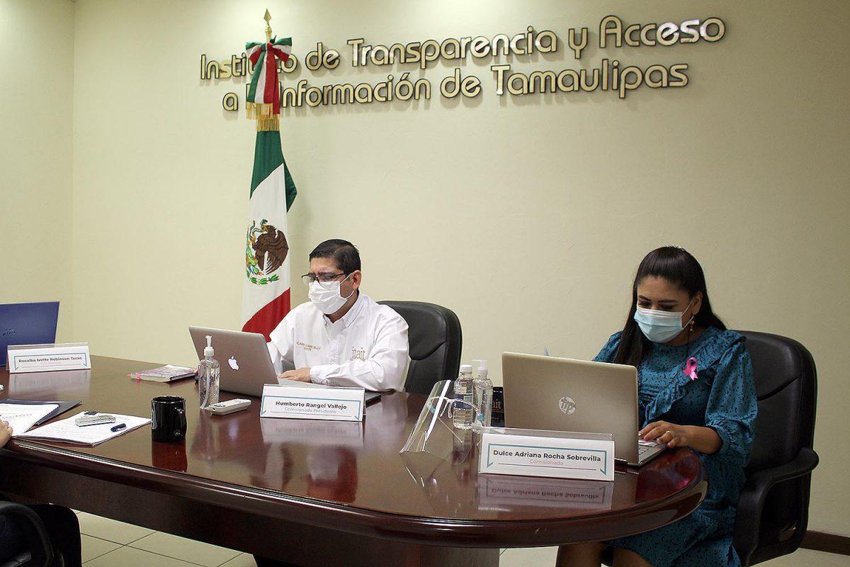 ITAIT multa con 78,192 pesos al Municipio de San Carlos e impone medidas de apremio al Partido MORENA y a los Ayuntamientos de Casas, Camargo y Jaumave