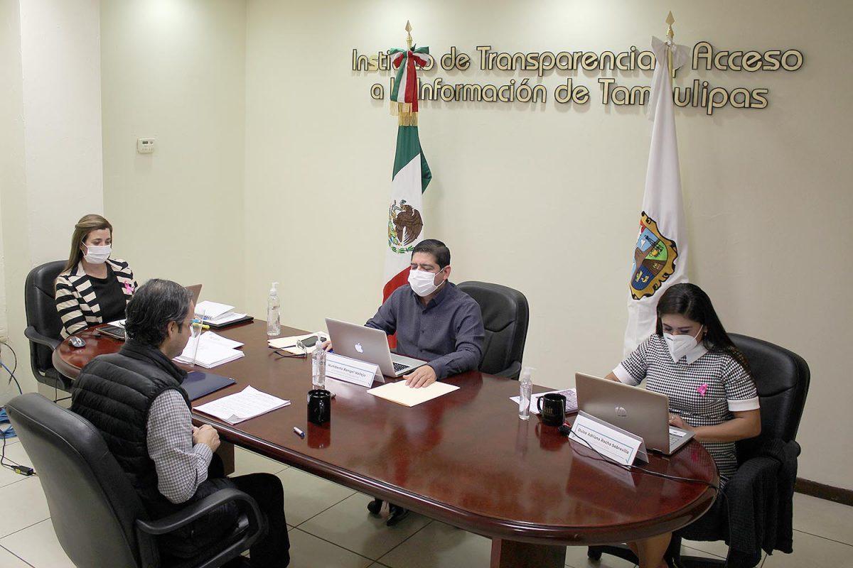 Multa ITAIT a los Ayuntamientos de Casas y Jiménez por ,064.00 e impone 2 medidas de apremio al Partido MORENA y 3 a Movimiento Ciudadano.
