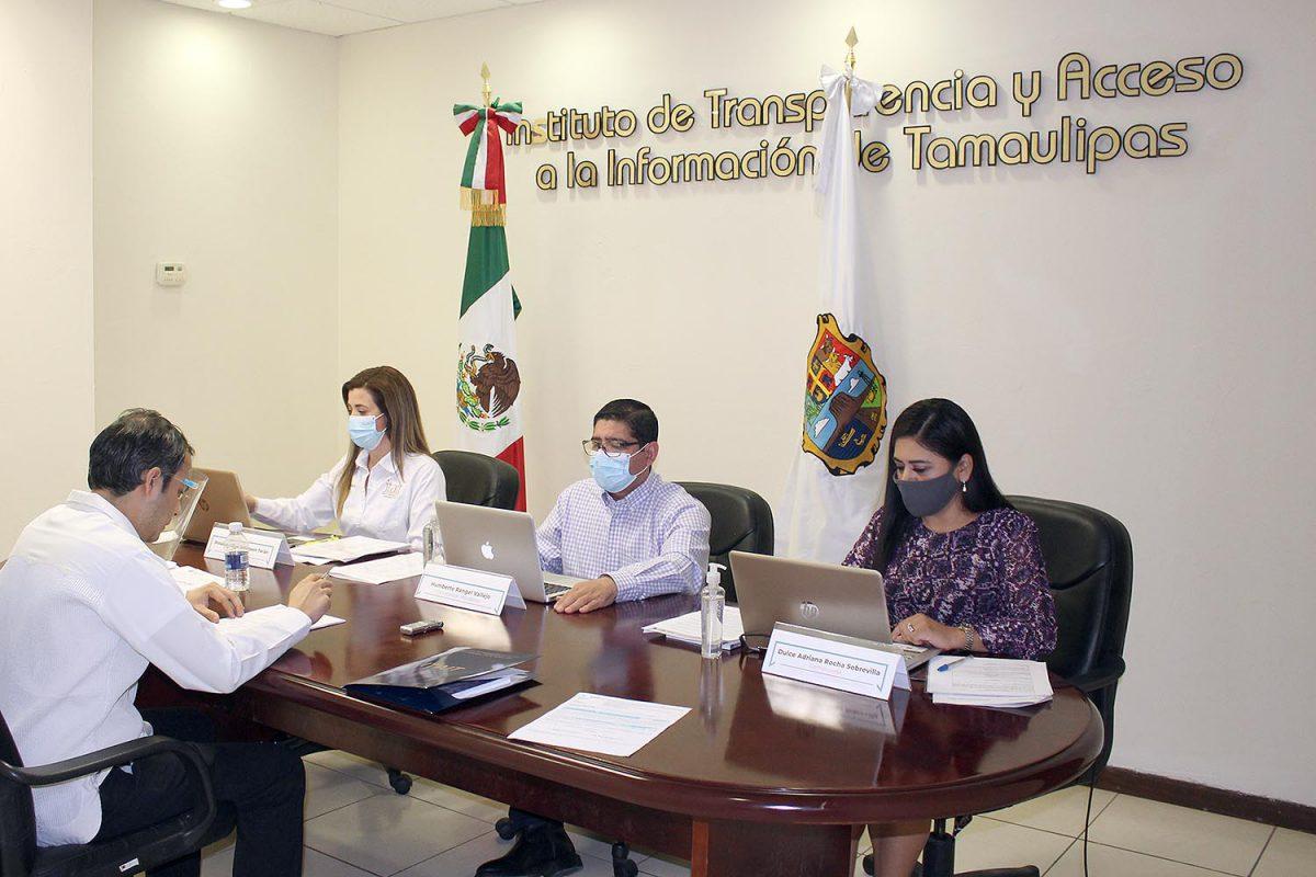 ITAIT impone multas por ,192.00 al Partido Morena y a los Ayuntamientos de Casas y Jiménez
