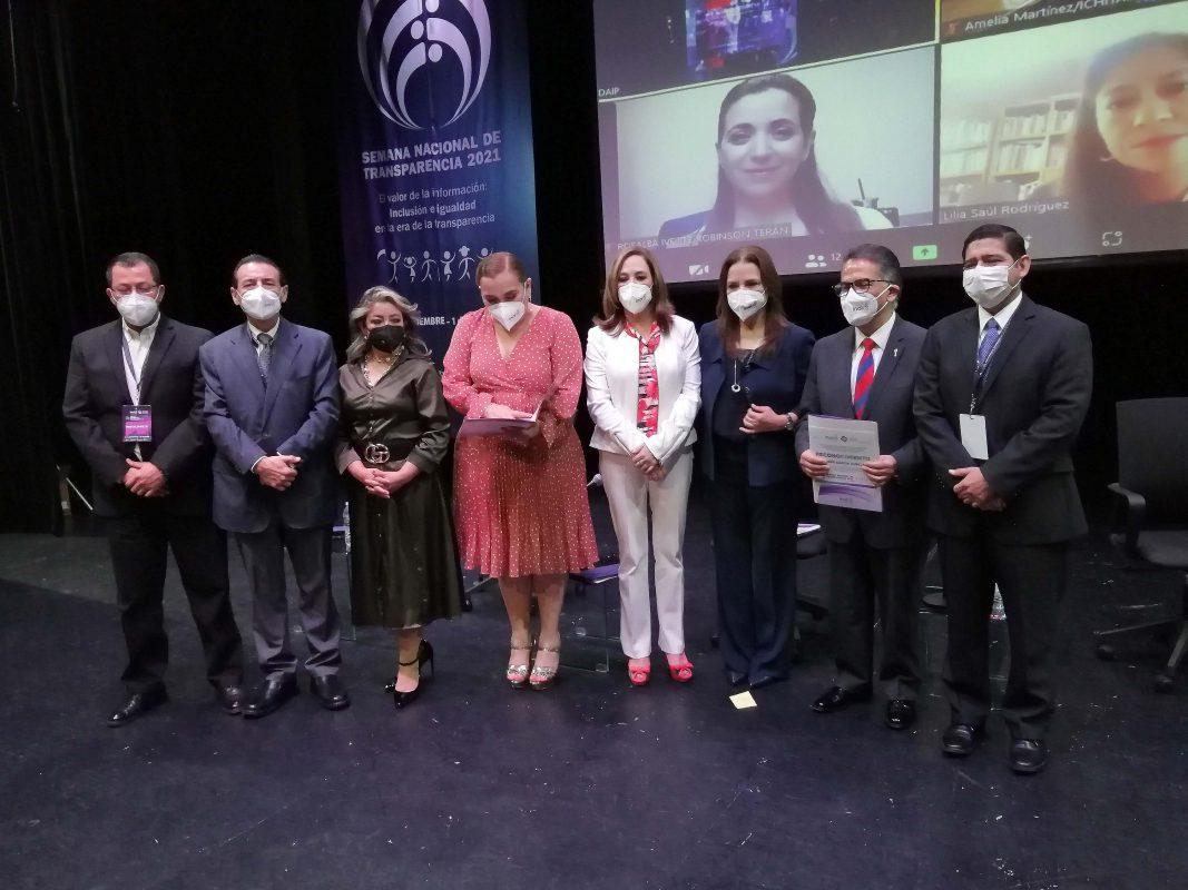 Participan ITAIT en las actividades de la Semana Nacional de Transparencia, en el desarrollo de los foros organizados por la Región Norte